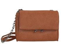 Clarence Mini Bag Umhängetasche 18 cm braun
