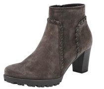 Comfort Stiefelette taupe