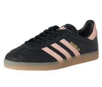 Sneaker 'Gazelle W' schwarz