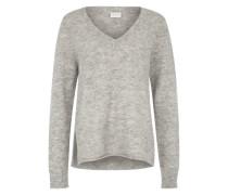 'VIshora' Sweater grau