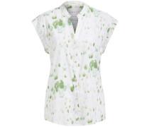 Shirt 'rattana' apfel / weiß