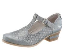 Shoes Spangenpumps blau
