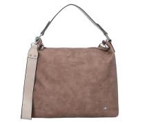 Handtasche 'Jessy' braun