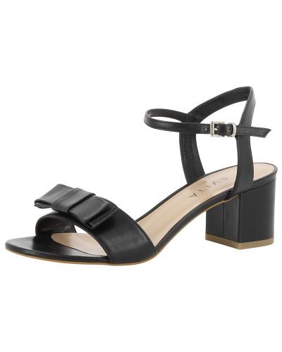 Sandalette 'Mariella' schwarz