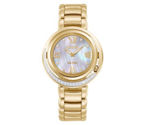 Armbanduhr 'ex1122-58D' gold