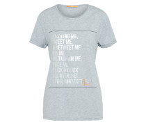 T-Shirt 'Tafunny' grau
