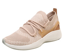 Sneaker 'FlyRoam Go Knit' beige / rosé