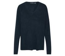 Pullover 'vmcrewlefile' schwarz