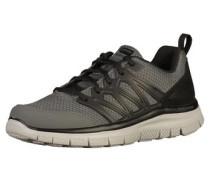 Sneaker grau / schwarz