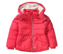 Winterjacke für Mädchen pink