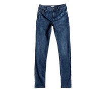 Skinny Fit Jeans »Time To Talk« blau