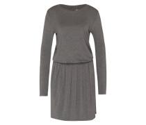 Jersey Dress grau