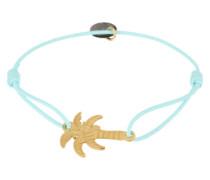Armband 'Miami' türkis / gold