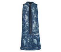 Jeanskleid 'Blake' mit Zipper blue denim