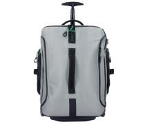 Paradiver Light Rollen-Reisetasche I 55 cm grau / schwarz