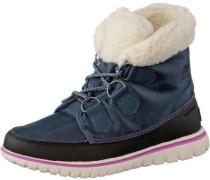 Cozy Carnival Winterschuhe Damen blau