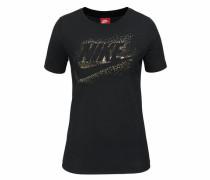 'Essential' T-Shirt schwarz