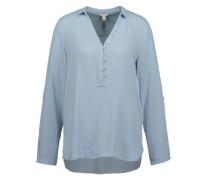 Leichte Bluse blau