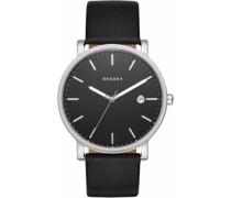 Armbanduhr »Hagen Skw6294« schwarz
