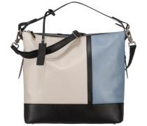 Piet Handtasche beige / blau