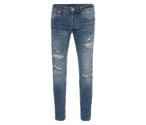 Jeans 'jjiglenn Jjoriginal JJ 031 Sts' blue denim