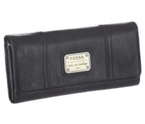 Geldbörse mit Smartphone Fach schwarz
