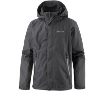 'Alpenstock' Outdoorjacke anthrazit