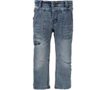 Baby Jeans für Jungen blue denim