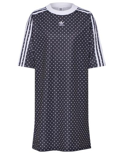 Kleid 'dress' schwarz / weiß