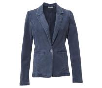 Bodyform-Jeansblazer blau