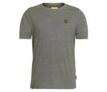 T-Shirt 'Halim Trabando' grau