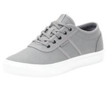 Leinen Sneaker grau