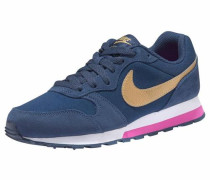 Sneaker 'MD Runner 2' navy / lila