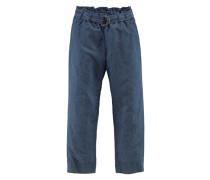 7/8-Jeans blau