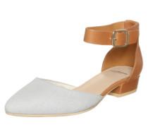 Sandalette 'Sarah' braun / grau