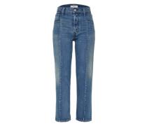Jeans 'altered Straight' blue denim