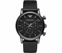 Chronograph 'ar1737' schwarz