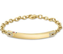 Armkette 'Classic Signature' gold