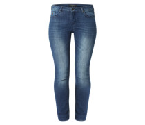 La Bohemienne Jeans blau