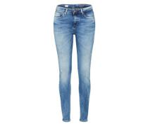 Skinny Jeans 'como RW Nomi' blue denim
