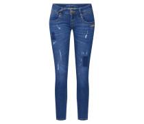 Jeans 'nena Cropped' blue denim