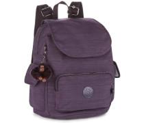 'City Pack S BP' Rucksack 335 cm lila