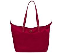 Handtasche 'poppy Tote' rot