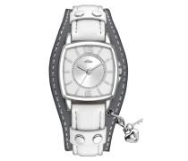 "Armbanduhr ""so-2383-Lq"" weiß"