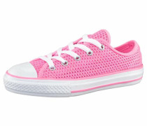 Sneaker 'Chuck Taylor All Star Double Tongue' neonpink