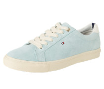 TOMMY HILFIGER Sneaker 'V1285ALI 1C' grün / blau