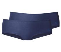 Panty (2 Stück) marine