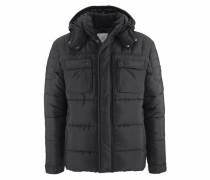 Winterjacke »Cam Puffer Jacket« schwarz