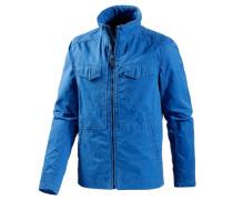 Jacke Herren blau