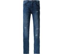 Jeans Skinny für Mädchen blau